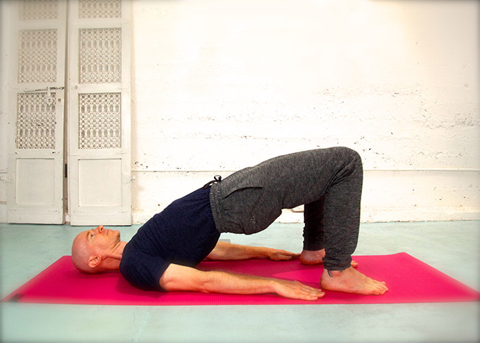 Lying Down Practice, Lower Back & Leg Stretch